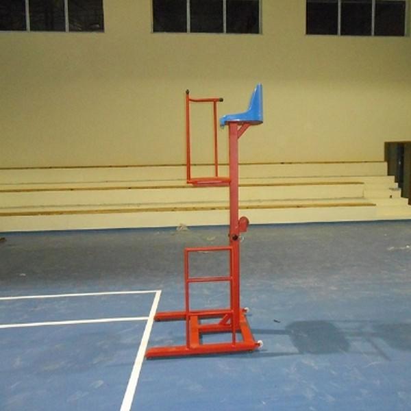 Yükseklik Ayarlı Voleybol Hakem Standı