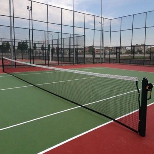 Alüminyum Mapalı Krikolu Tenis Dikmesi