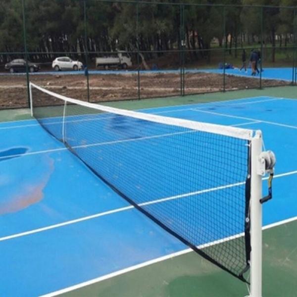 Metal Mapalı Krikolu Tenis Dikmesi