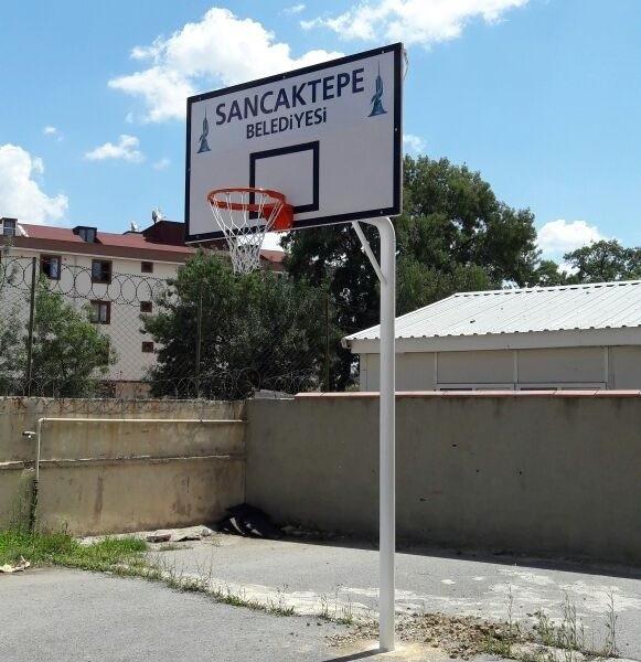 105x180cm Fiber Panya Sabit Çemberli
