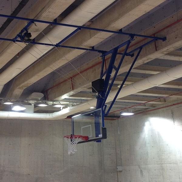 Tavandan İnme Motorlu Katlanabilir